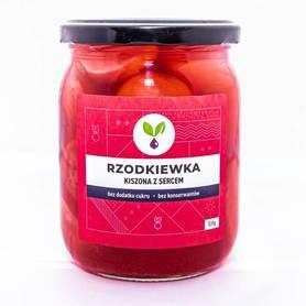 Kiszona Rzodkiewka Polska Olejarnia