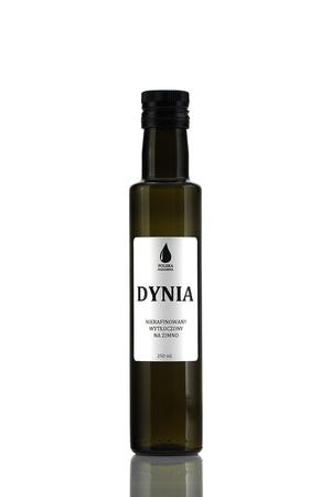 Olej z pestek dyni Nierafinowany Polska Olejarnia