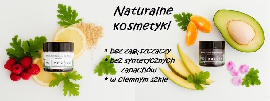 Naturalne kosmetyki w szkle